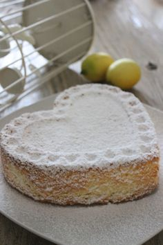 Lemon Recipes, Sweets Recipes, Cake Recipes, Torte Cake, Little Chef, No Cook Desserts, How Sweet Eats, Other Recipes, Vanilla Cake