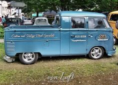 Totally in love with the VW utes they are the coolest of cool ...