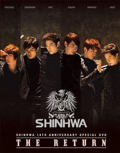 shinhwa | ... their 14th debut anniversary shinhwa will release shinhwa 14th