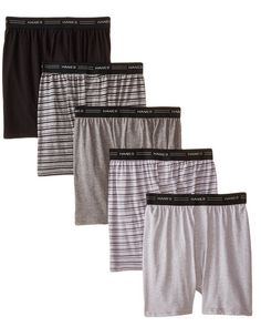 Hanes Boys' Exposed Elastic Knit Boxer-S-Assorted Solids - deal gift Publix Coupons, Discount Ray Bans, Boys Underwear, Winter Hoodies, Burgundy Sweater, Comfy Hoodies, Grey Tee, Cute Sweaters, Boxer