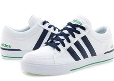 61404c7046c5f1 adidas Neo Skool Mens Daily Canvas Trainers UK Size 7 EUR 40.5