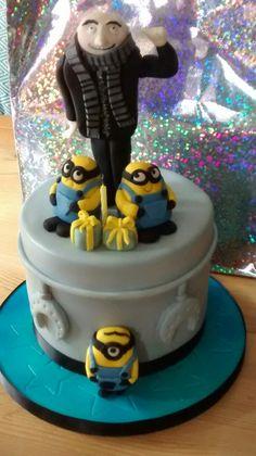 Gru Cake