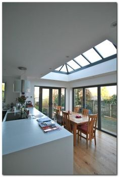 Roof Lantern Extension Ideas (8)