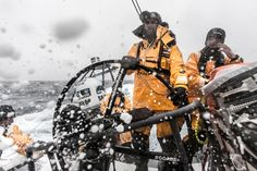 Missed any action so far? Catch up on the @volvooceanrace: http://win.gs/1Il0nKE #VOR #LifeAtTheExtreme