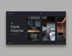 Web Design, App Ui Design, User Interface Design, Site Design, Flyer Design, Project Presentation, Presentation Layout, Dark Interiors, Virtual Tour