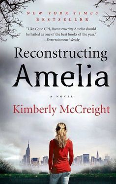 {READ IT} Reconstructing Amelia by Kimberly McCreight - read this one last winter and absolutely loved it! McCreight is now one of my fave authors! Highly recommend! #MMDchallenge #MMDreading