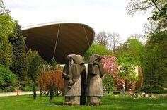 """Koszalin - Amfiteatr pod """"chipsem"""". Atrakcje turystyczne Koszalina. Ciekawe miejsca Koszalina"""