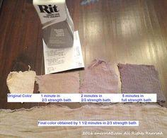 rey costume wrap dye