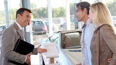dealership service advisor