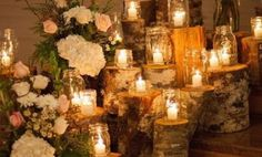 [tps_header] Are you planning a rustic wedding and looking for some unique decor ideas? Have you thought of using tree stumps at your wedding? We've seen some really creative ways to incorporatethem into your decor ...