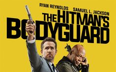Download wallpapers The Hitmans Bodyguard, 2017, Poster, new 2017 movies, Ryan Reynolds, Samuel Jackson