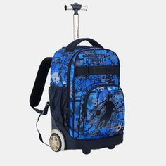 Trolley Bag for Student Waterproof Durable School Backpack Boys Backpacks, School Backpacks, School Trolley Bags, Rolling Backpack, Best Bags, Wheels, Student, Big, School Bags
