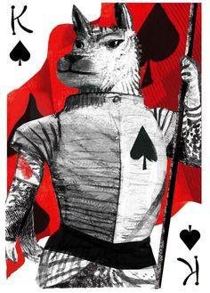 Pack of Dogs Playing Cards: Pedigree Poker — USPCC Printed by John Littleboy » Updates — Kickstarter