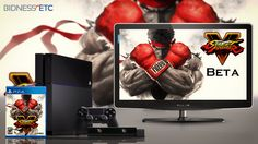 Sony PlayStation 4 Exclusive Street Fighter V Beta Details Now Available