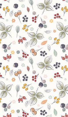 Emily Kiddy: Autumn Harvest Print