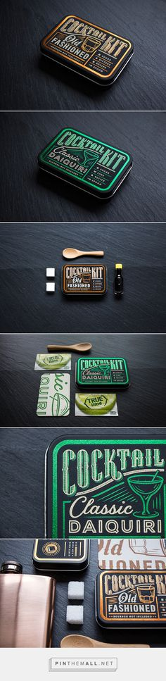 Cocktail Kit by Cody Petts