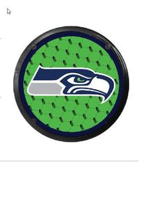 New 2pc NFL SEATTLE SEAHAWKS Car Truck Van Coaster Cup Holder Air Freshener #SeattleSeahawks