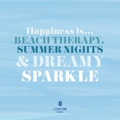 Happiness is #beach therapy #inspiration #wordstoliveby  #jewelry #loribonn #style #swarovski #midsummerbeachdream #limited #charm