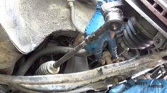 http://www.strictlyforeign.biz/default.asp Control Arm and Ball Joint Replacement [2002 Mitsubishi Lancer]