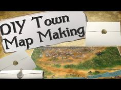 In this video I go over my process of making town maps and props for my DnD games! The first 500 people who click the link will get 2 free months of Skillsha. Make A Map, Me On A Map, How To Make, Royalty Free Music, Tabletop Games, Home Brewing, Go Outside, Dungeons And Dragons, Get One