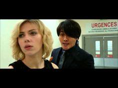 Lucy (2014)  - Hospital corridor fight scene