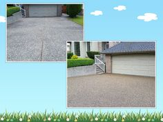 The most popular driveway ideas how about rubber ideas are on driveway restoration solutioingenieria Images