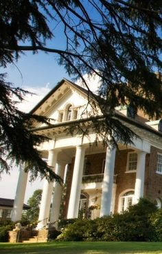 The Gassaway Mansion  Greenville, SC  A perfect, all-inclusive venue for any destination bride.
