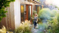 The social space   A Seattle artist transforms her backyard into a spot to unwind and find inspiration
