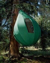 Tree Tent. . . I have so many questions. .