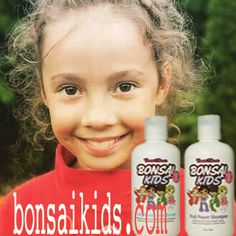 Beautiful smile - Be A Bonsai Kid! Www.bonsaikids.com