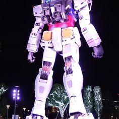 #gundam #tokyo #japan #anime #photooftheday #love #photography #beautiful #awesome