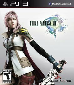 Review of Final Fantasy XIII