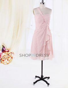 Pink Bridesmaid Dress #pink #Bridesmaid #dresses