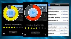 PomodoroPro for iPhone Keeps You On-Task and Productive