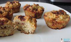 Bananen-Zimtmuffins :http://gesunderezepte.me/bananen-zimtmuffins/