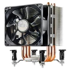 Cooler Master Hyper TX3 CPU Cooler With 3 Direct Contact Heat Pipes RR-910-HTX3-G1 RR910HTX3G1