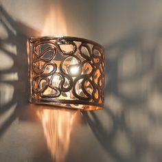 Wall Lamp Pharoah 30 Copper