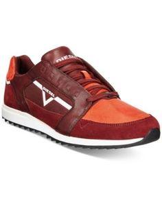 Diesel Men s V-Staffetta S-Fleet Sneakers Men - All Men s Shoes - Macy s 942e897fcd6