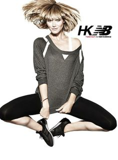 3be152618eb54 Heidi Klum for New Balance F/W 2011 New Balance Coupon, New Balance Trainers