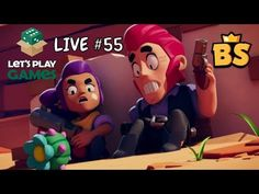 Brawl Stars Brawl Stars is a freemium multiplayer mobile arena fighter/party brawler/shoot 'em up video game developed and published by Supercell. Android Game Development, Boom Beach, The Wolf Among Us, Pokemon, Star Mobile, Star Character, Free Gems, Clash Royale, Games