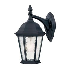 "Acclaim Lighting 5502 Telfair 1 Light 14.5"" Height Outdoor Wall Sconce"