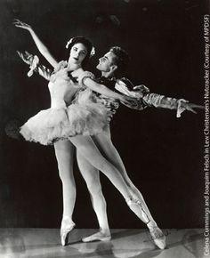 Celena Cummings & Joaquim Felsch | 1944 SF Ballet | Nutcracker