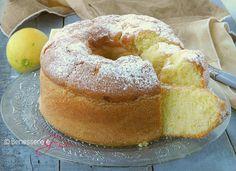 Ciambella Soffice e golosa, con crema pasticcera nell'impasto per esaltarne la semplice bontà