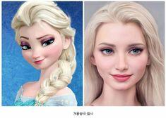 Disney Memes, Disney Pixar, Diy Fairy Wings, Japonese Girl, Face Aesthetic, Frozen Characters, Dope Cartoon Art, Disney Princess Art, Favorite Cartoon Character
