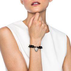 Lulu Frost | *NEW* Blackheart bracelet