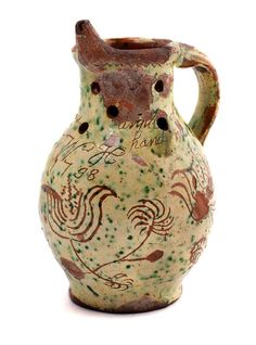Stoke Museums - Puzzle Jugs
