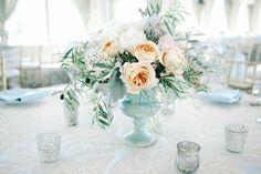 Photography: Kay English - www.kayenglishphotography.com  Read More: http://www.stylemepretty.com/2015/01/13/elegant-ashford-estate-ballroom-wedding/