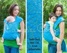 Inda Jani | Mei Tai |Handwoven| Azul Adjustable | Wrap Conversion Mei Tai WCMT | Review |