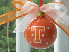 Vols! I have an ornament for rossview & bethel so I will for sure need a cute UT one!!