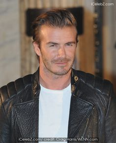 #DavidBeckham See more: http://www.icelebz.com/events/david_beckham_bond_street_belstaff_house_launch_/